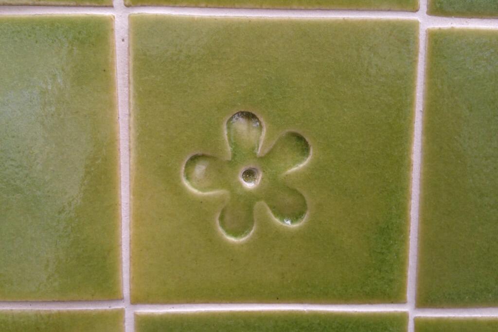 Koekken_Sogndal_limegrøn_blomst